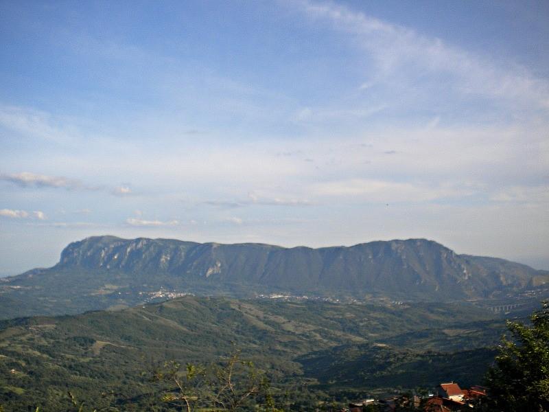 Monte Bulgheria (SA)