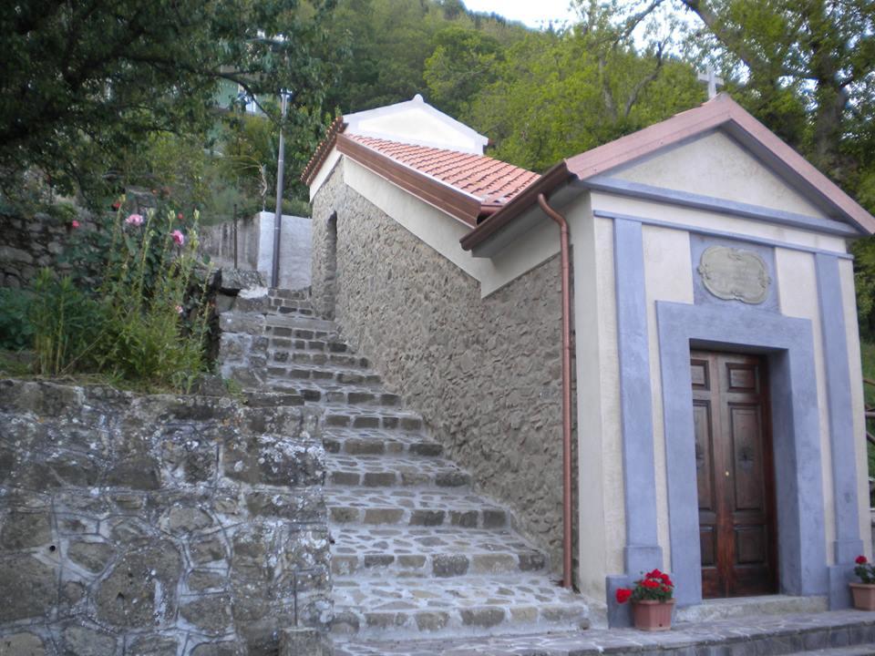 Scala Santa, comune di Montano Antilia (SA)