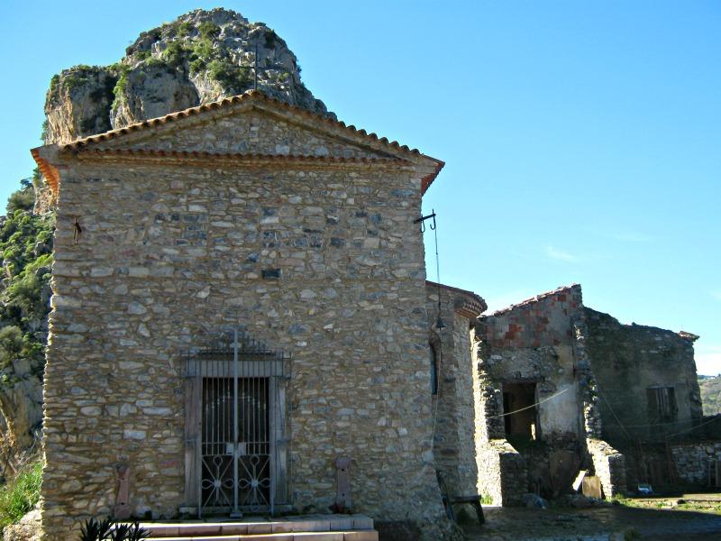 Borgo di San Severino di Centola (SA)