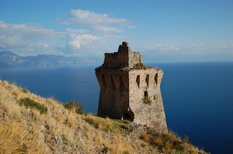 Torre saracena_Trarro