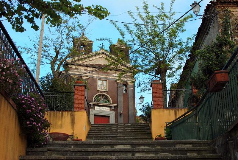 Chiesa di San Rocco, Galdo (SA)