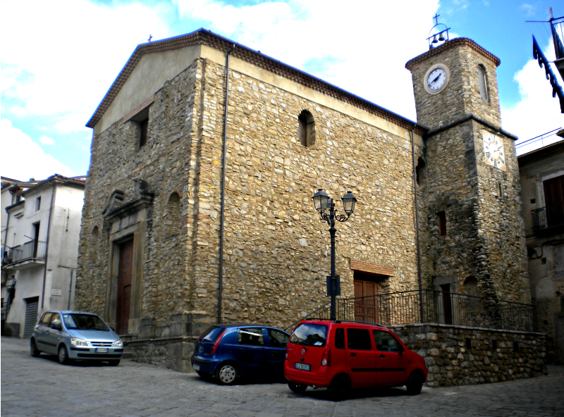 Rofrano-Cilento-chiesa