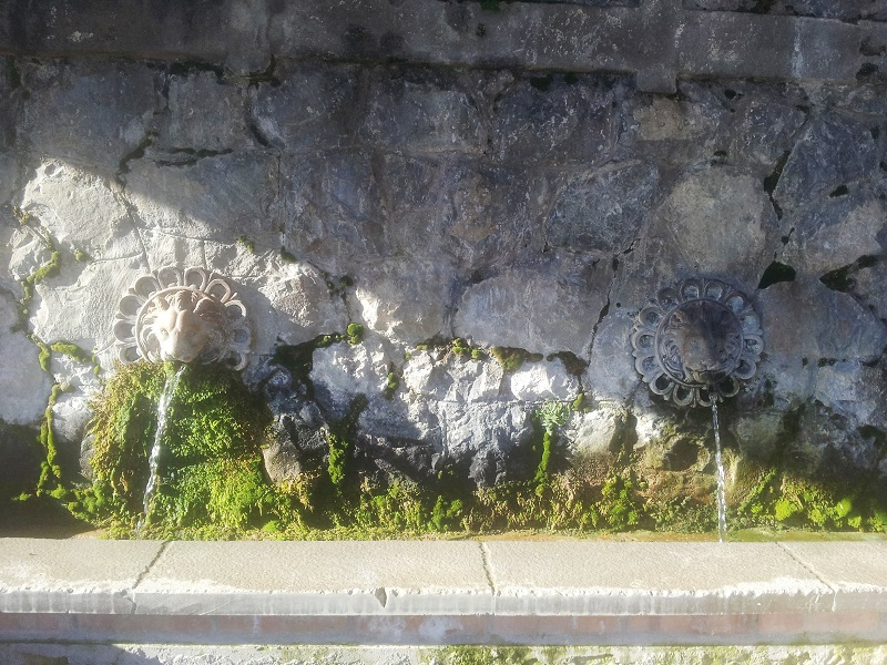 Fontana pubblica_lavatoio_Bosco