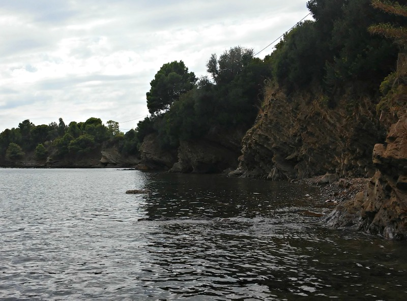 Cilento_Ogliastro Marina_Spiaggia Cefalo_Flish