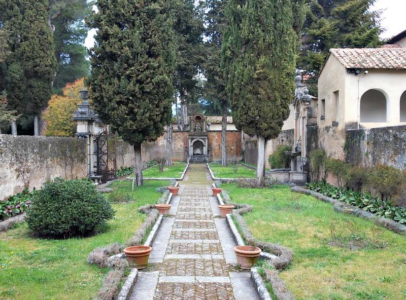 Certosa_Padula_Cilento_giardini