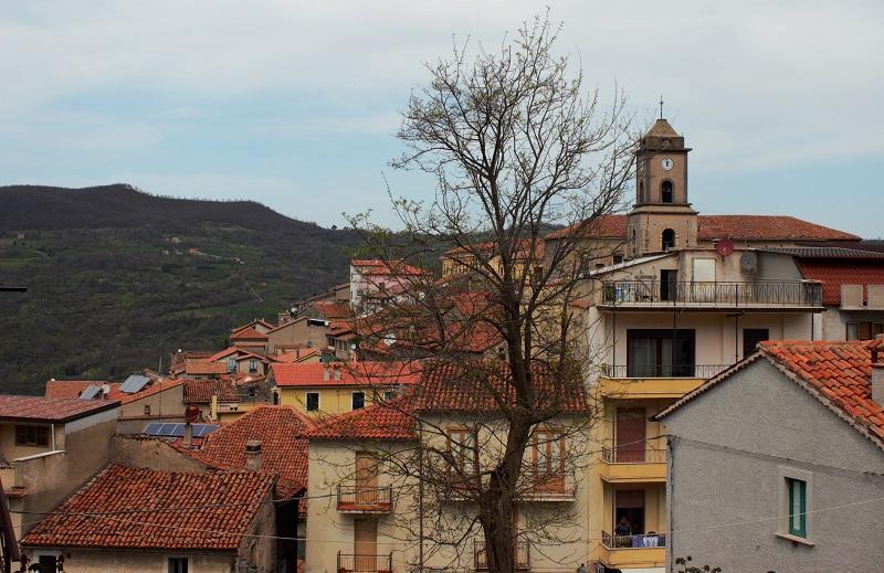 Laurino_campanile