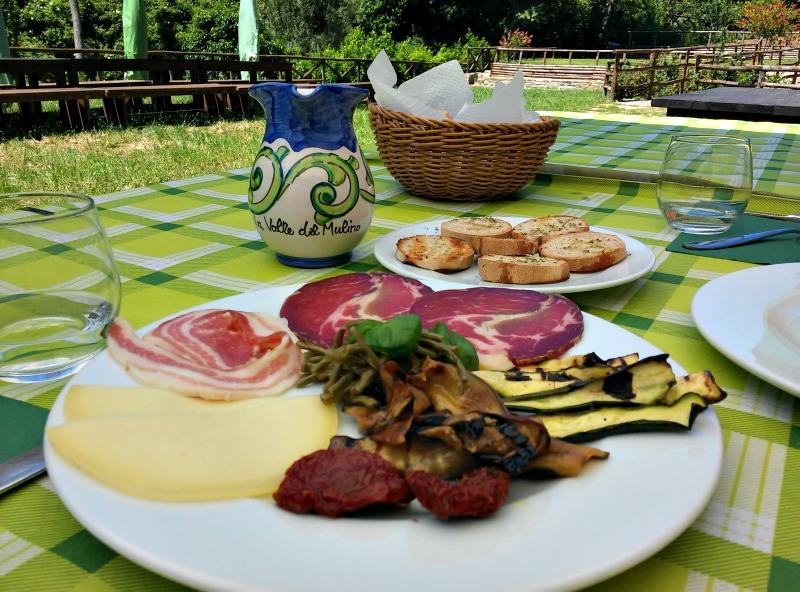 Agriturismo La Valle del Mulino: mangiare e rigenerarsi nel Cilento