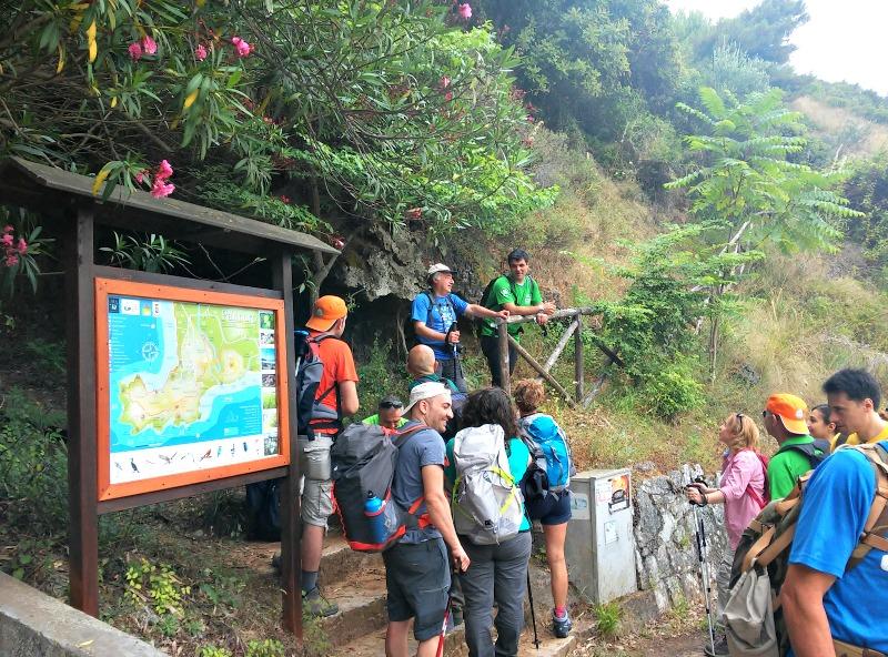 GET Cultnatura_Rofrano_Palinuro_trekking_porto_mare_cilento