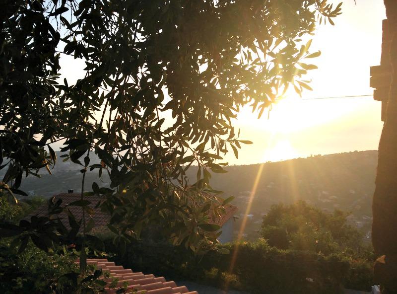 La Civetta_Ogliastro_Cilento_tramonto