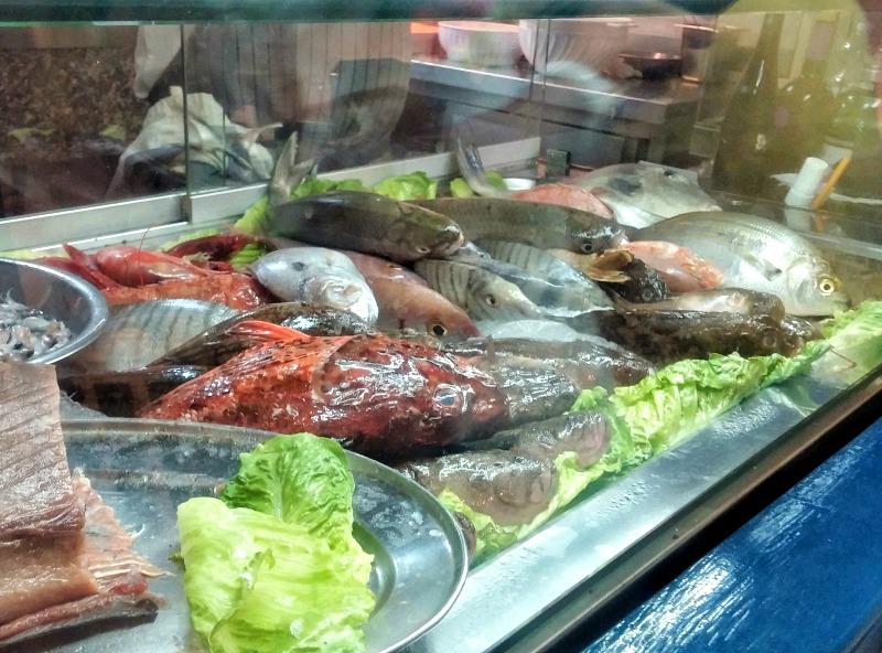 La taverna del mozzo_banco del pesce